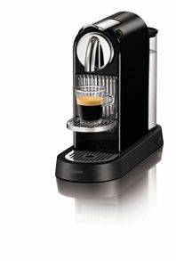 M190 Black Citiz Nespresso Coffee Machine
