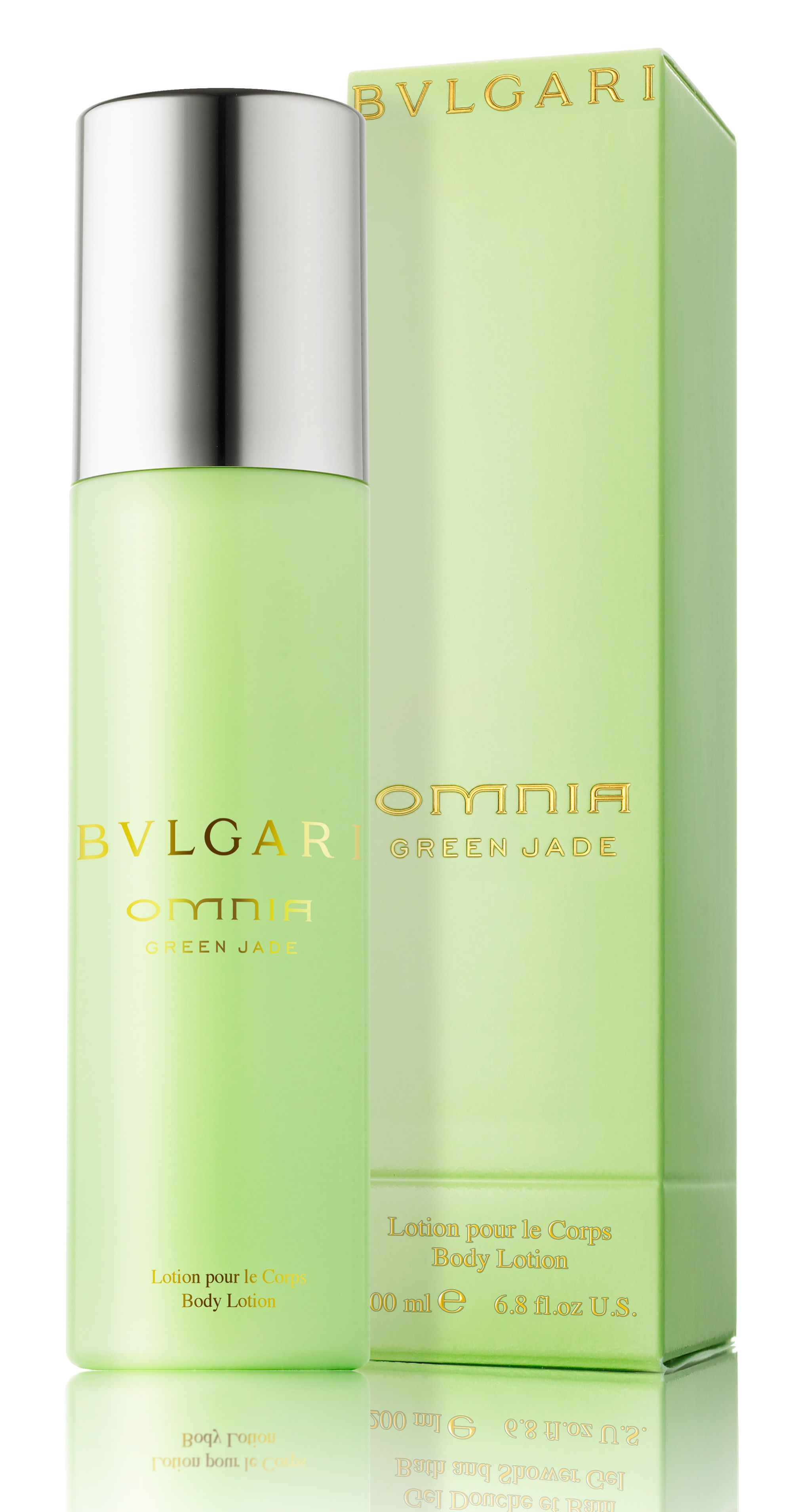 200ml Omnia Green Jade body lotion
