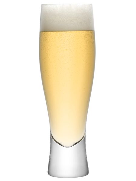 LSA Bar collection lager glasses, set of 4