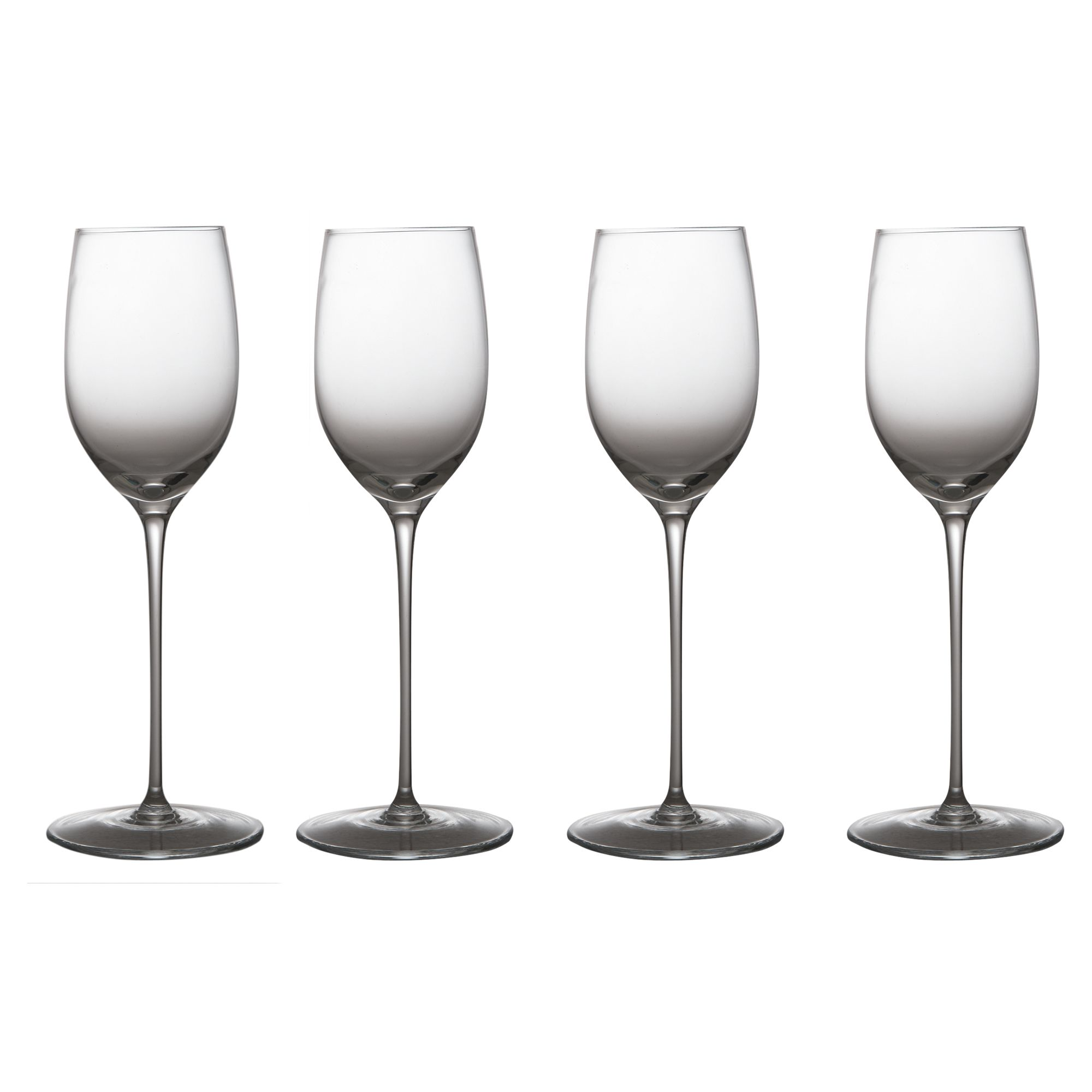 Bar collection sherry glasses, set of 4