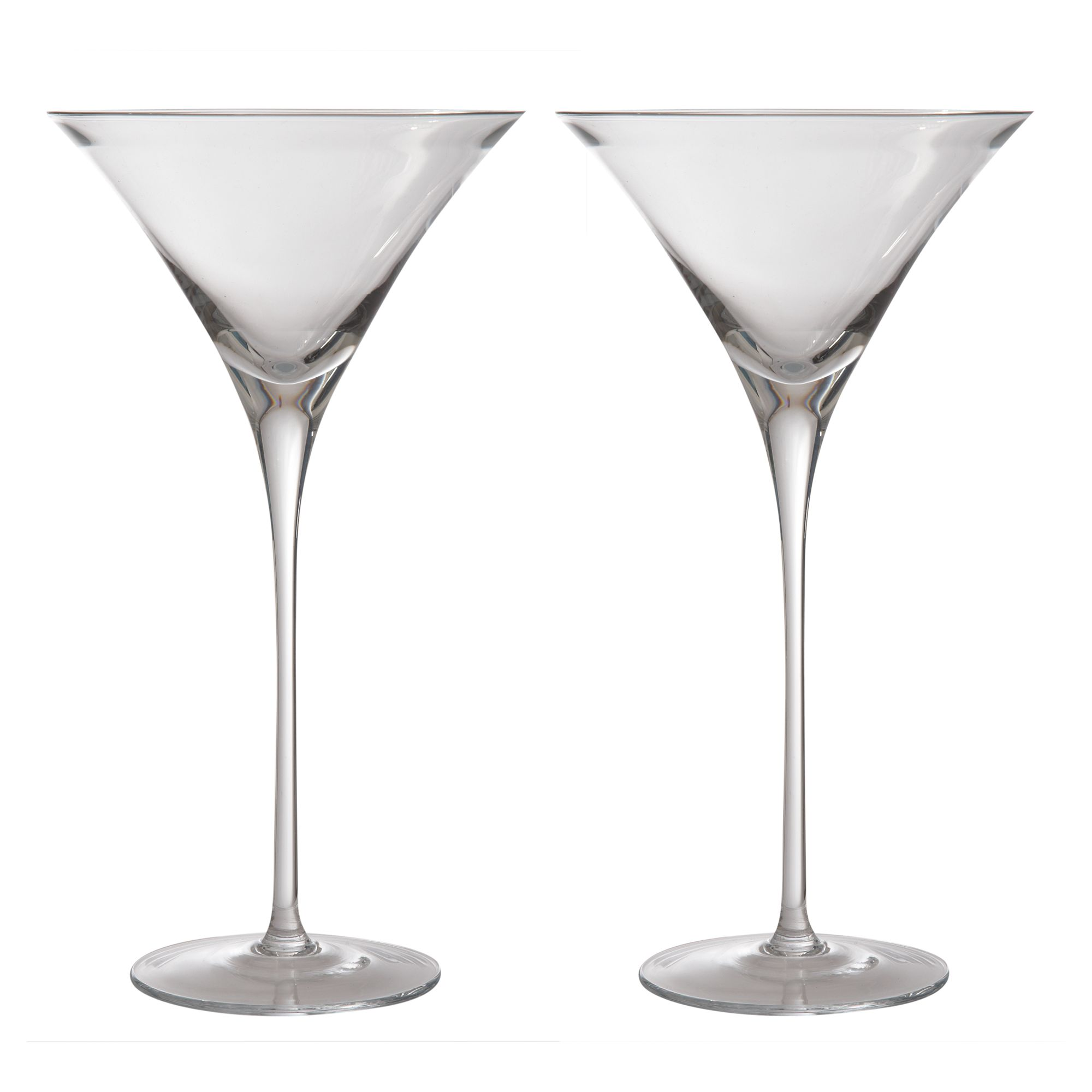 Bar collection cocktail glasses, set of 2