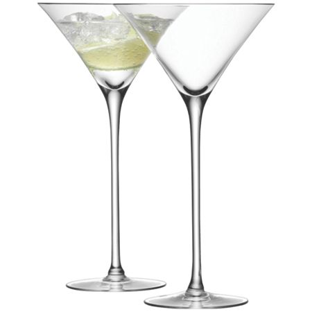 LSA Bar collection cocktail glasses set of 2