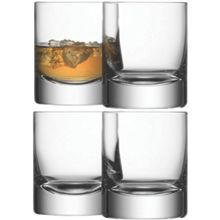 LSA Bar tumbler x4 clear