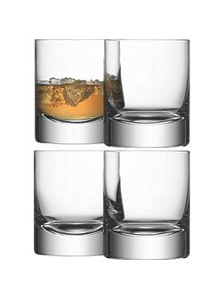 LSA Bar collection brandy tumblers, set of 4