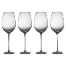 Wine collection red wine goblets, set of 4
