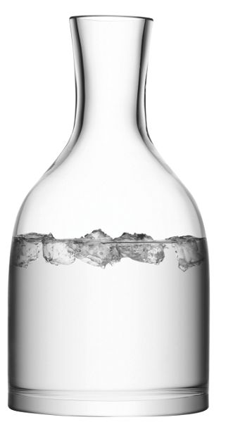LSA Wine Collection small water carafe