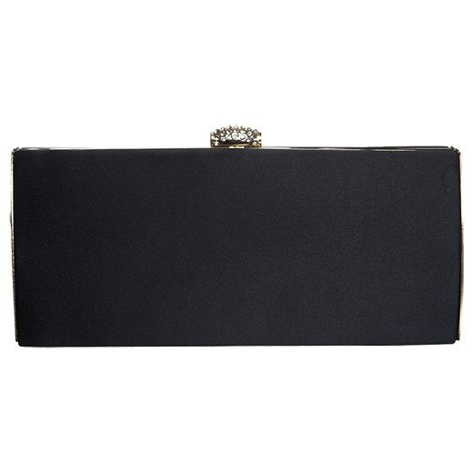 Johari B gold cased clutch
