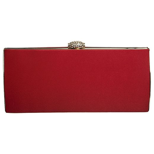 Johari B cased clutch bag