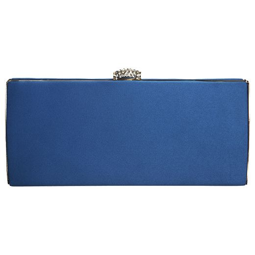 Johari B cased clutch with