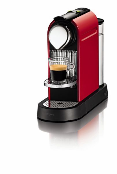 Red Citiz Nespresso Coffee Maker XN720540