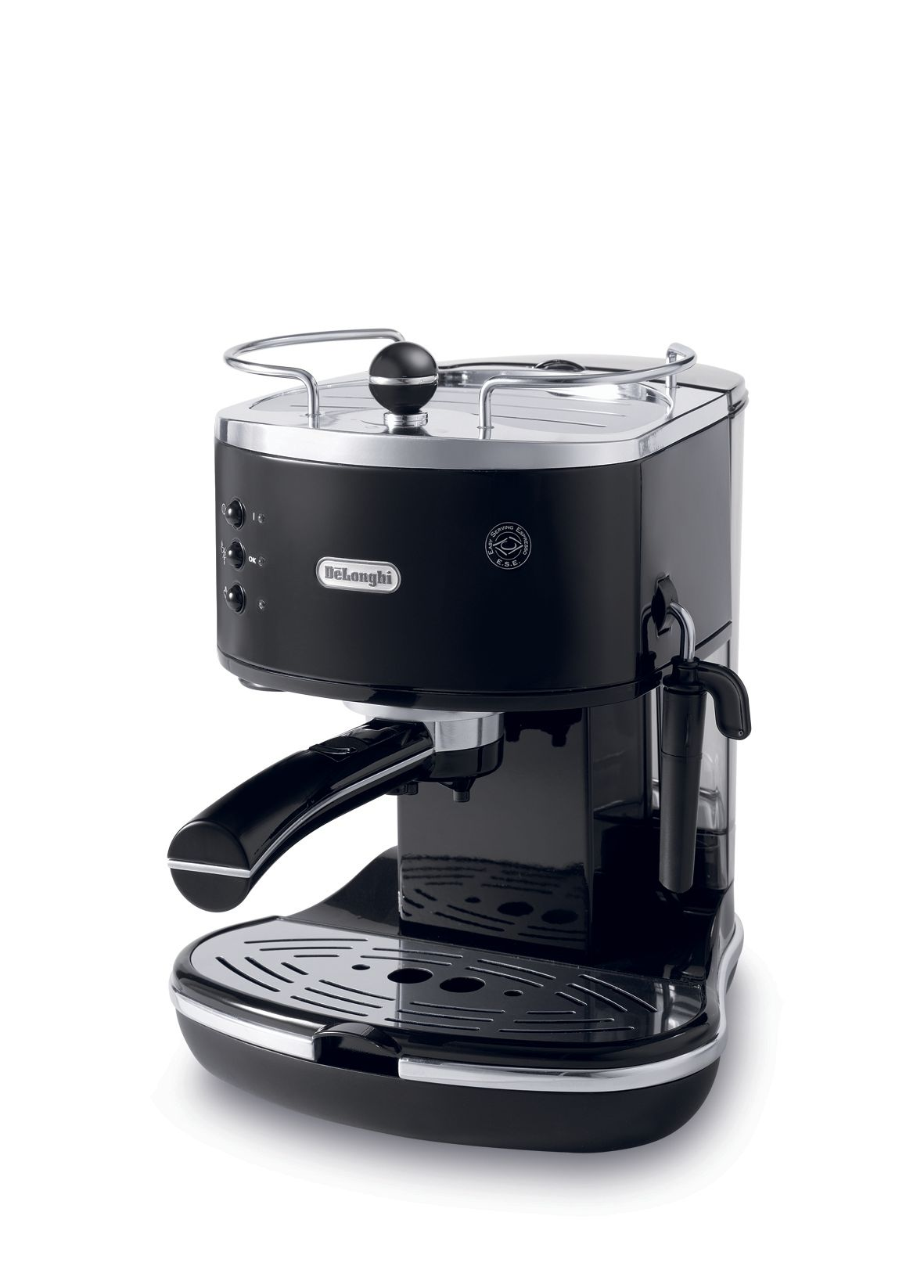Black Icona Espresso Coffee Maker ECO310.OB