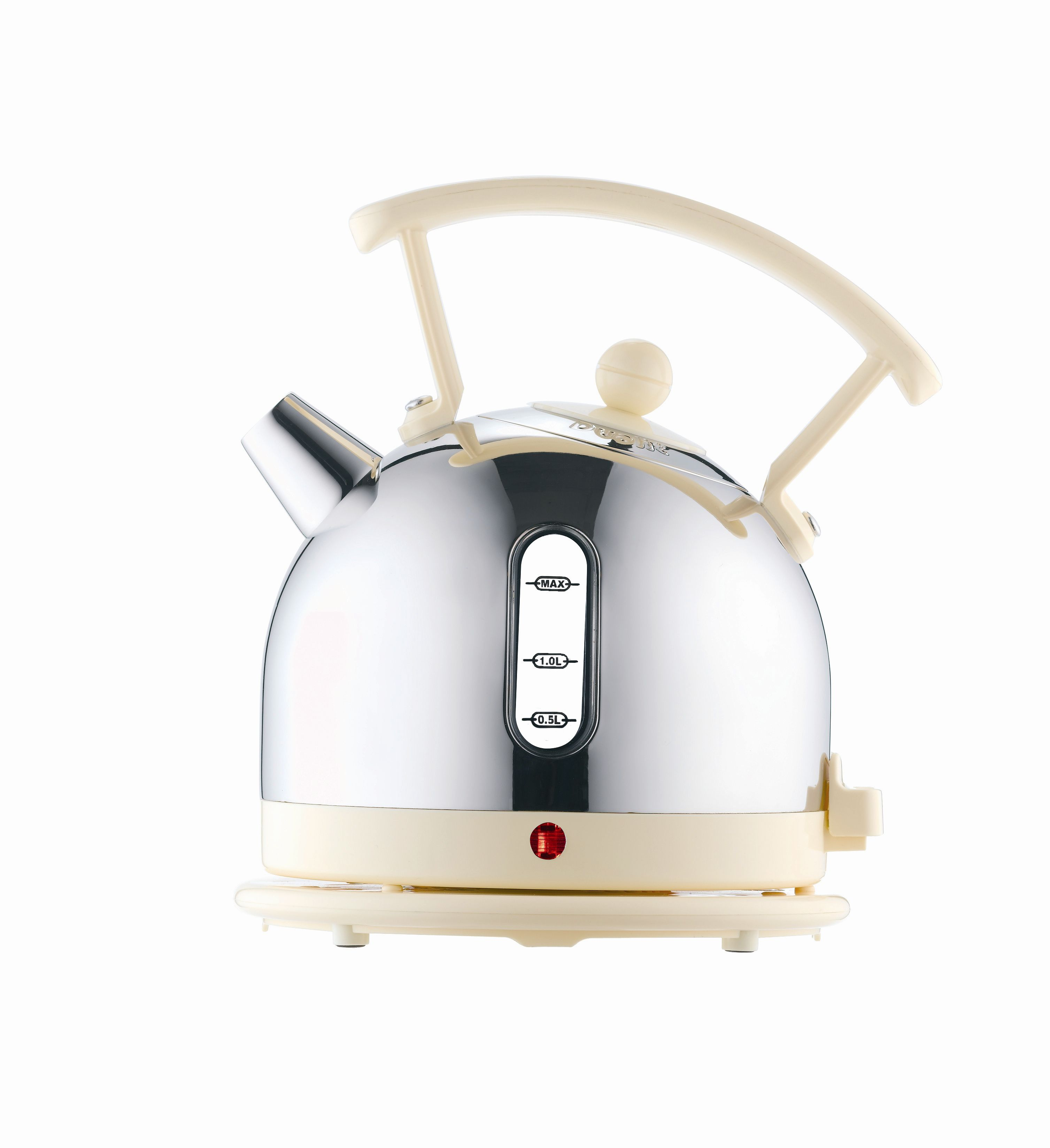 Dualit Cream Dome Kettle