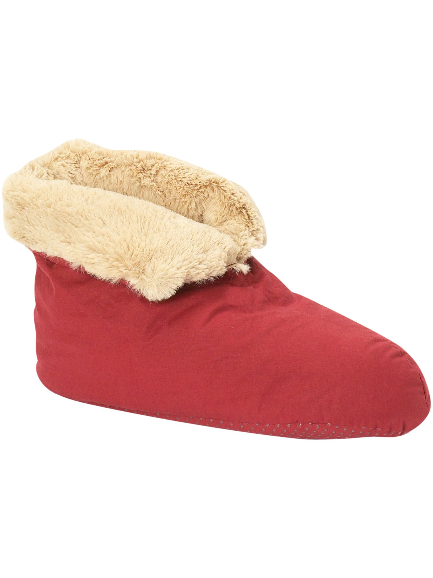 Linea Duvet Duck Slippers In Garnet Review Compare