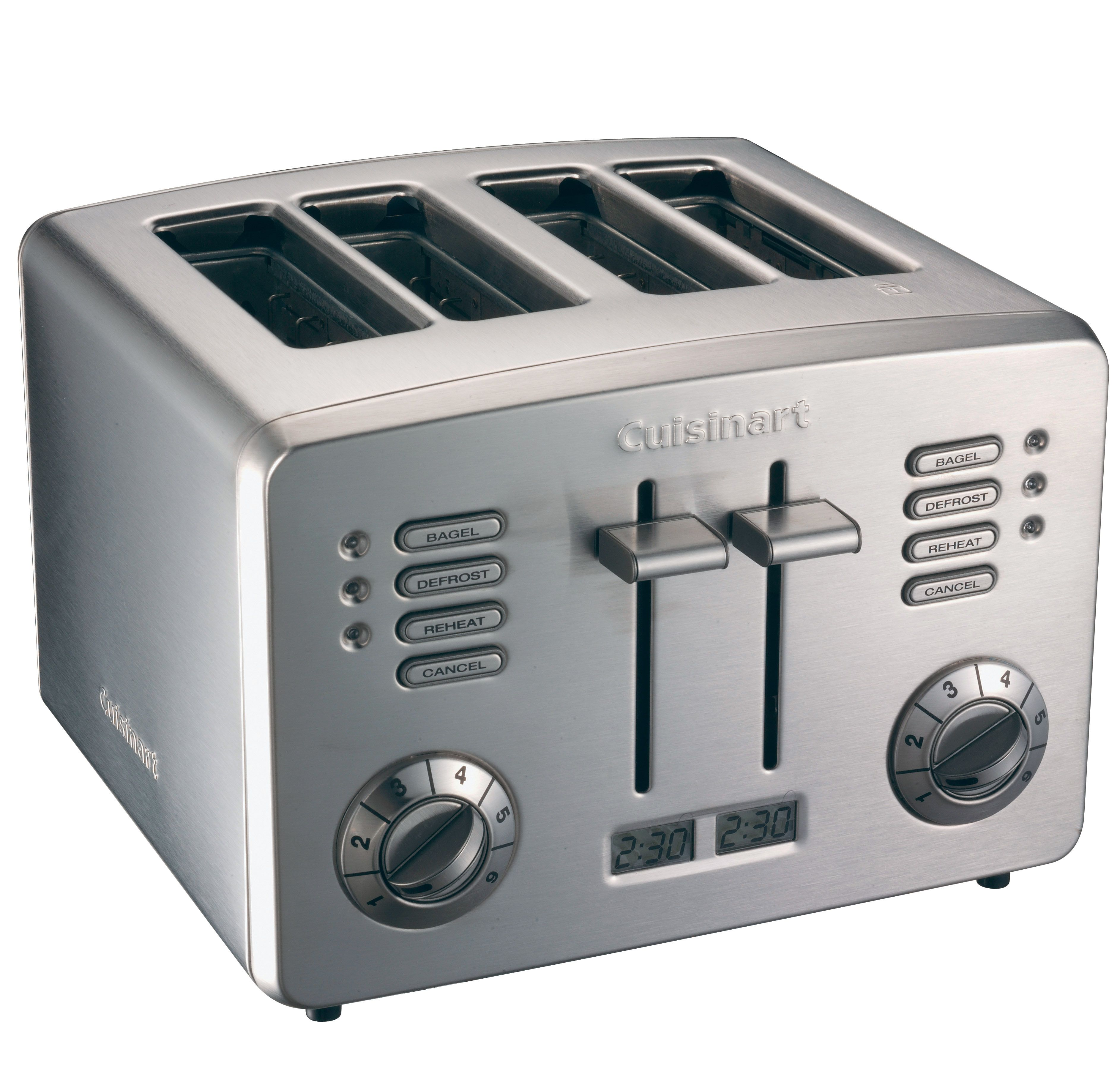 Conair Cuisinart Cpt190 Stainless Steel Toaster Review
