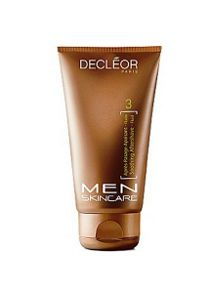 Mens soothing aftershave cream