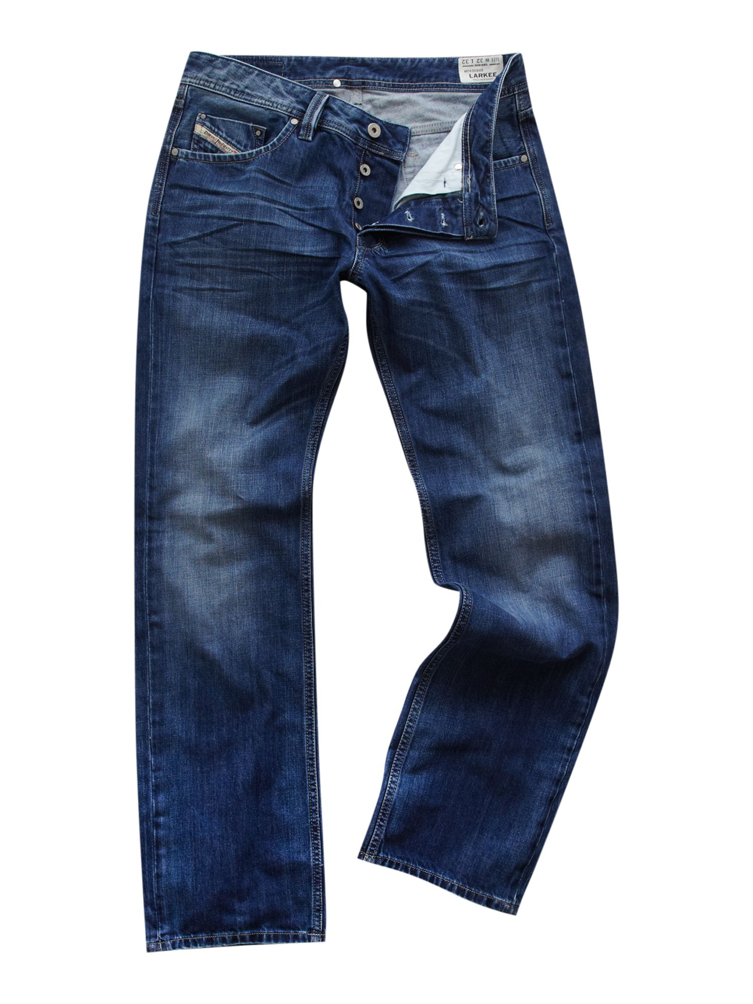 Larkee 8XR straight fit jeans