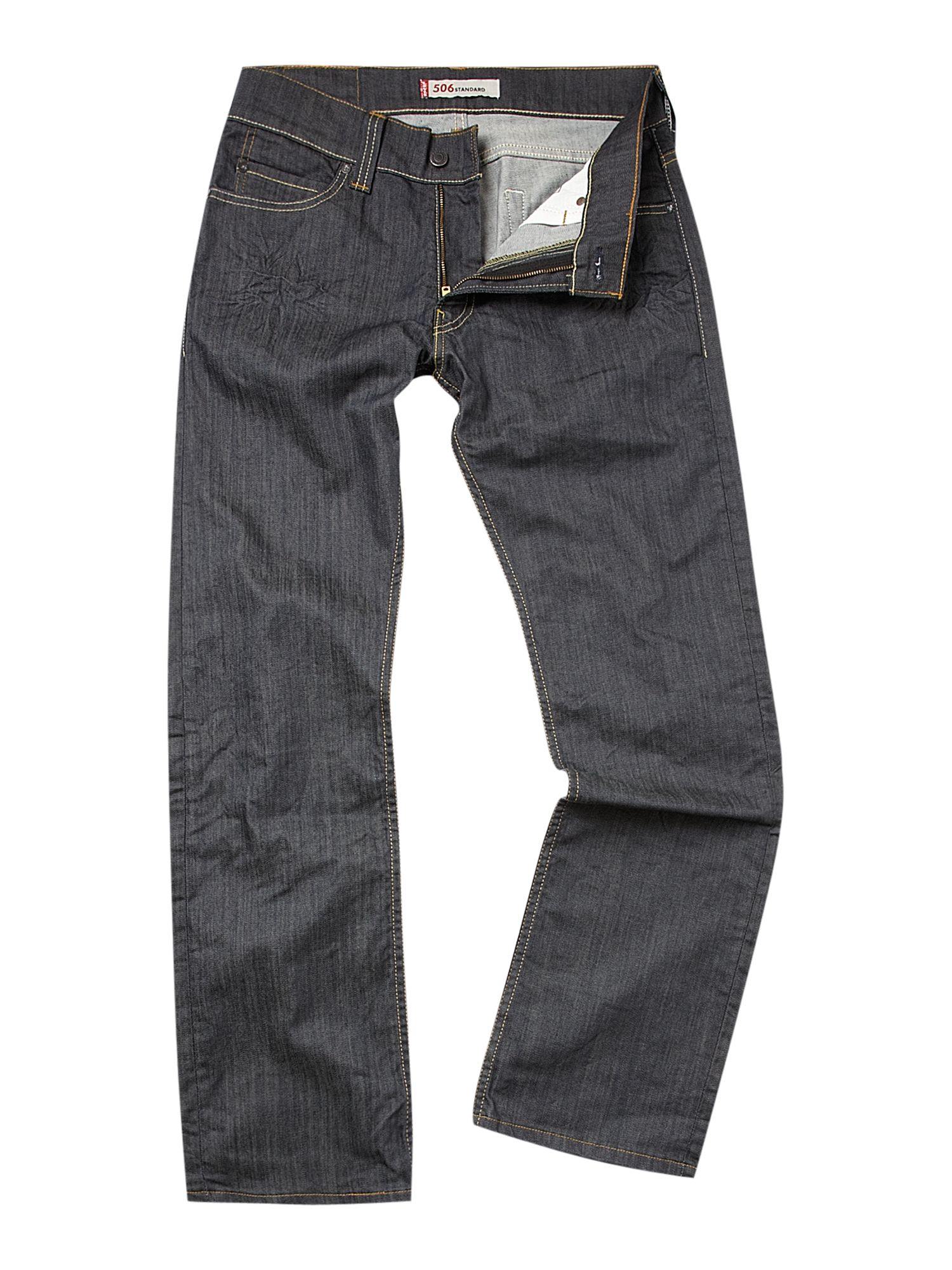 506 S Diamond Straight Jeans