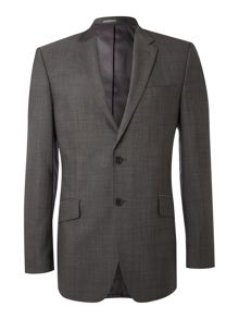 Linea Single breasted mohair look jacket