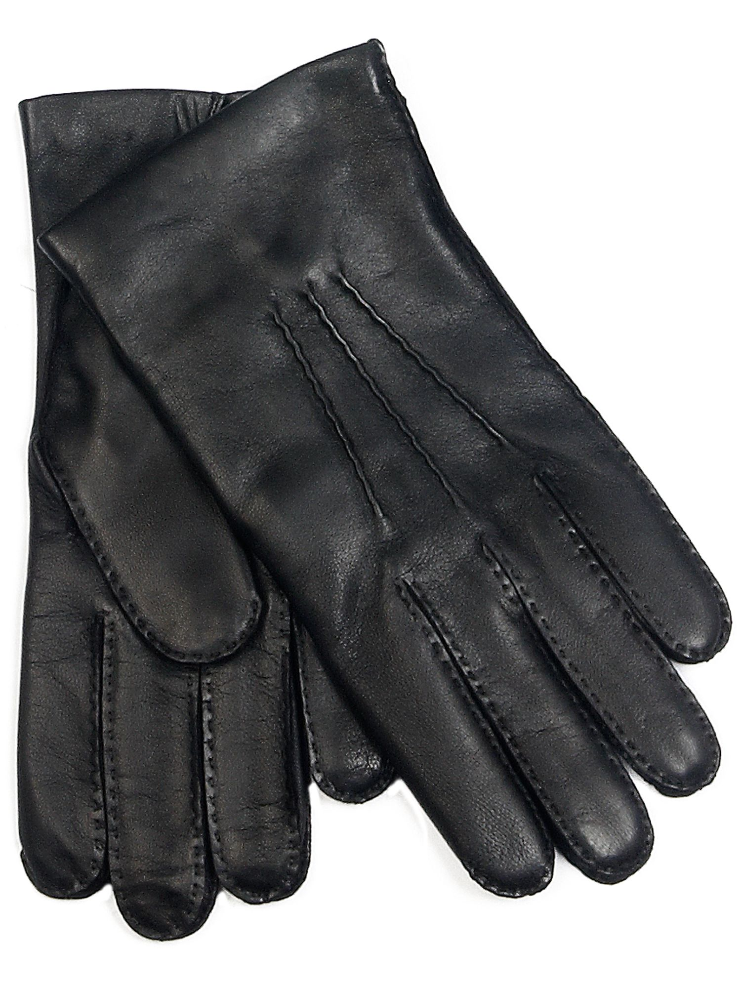 Oxford stitched detailed gloves