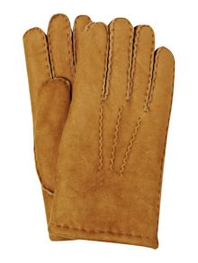 York detailed stitched gloves
