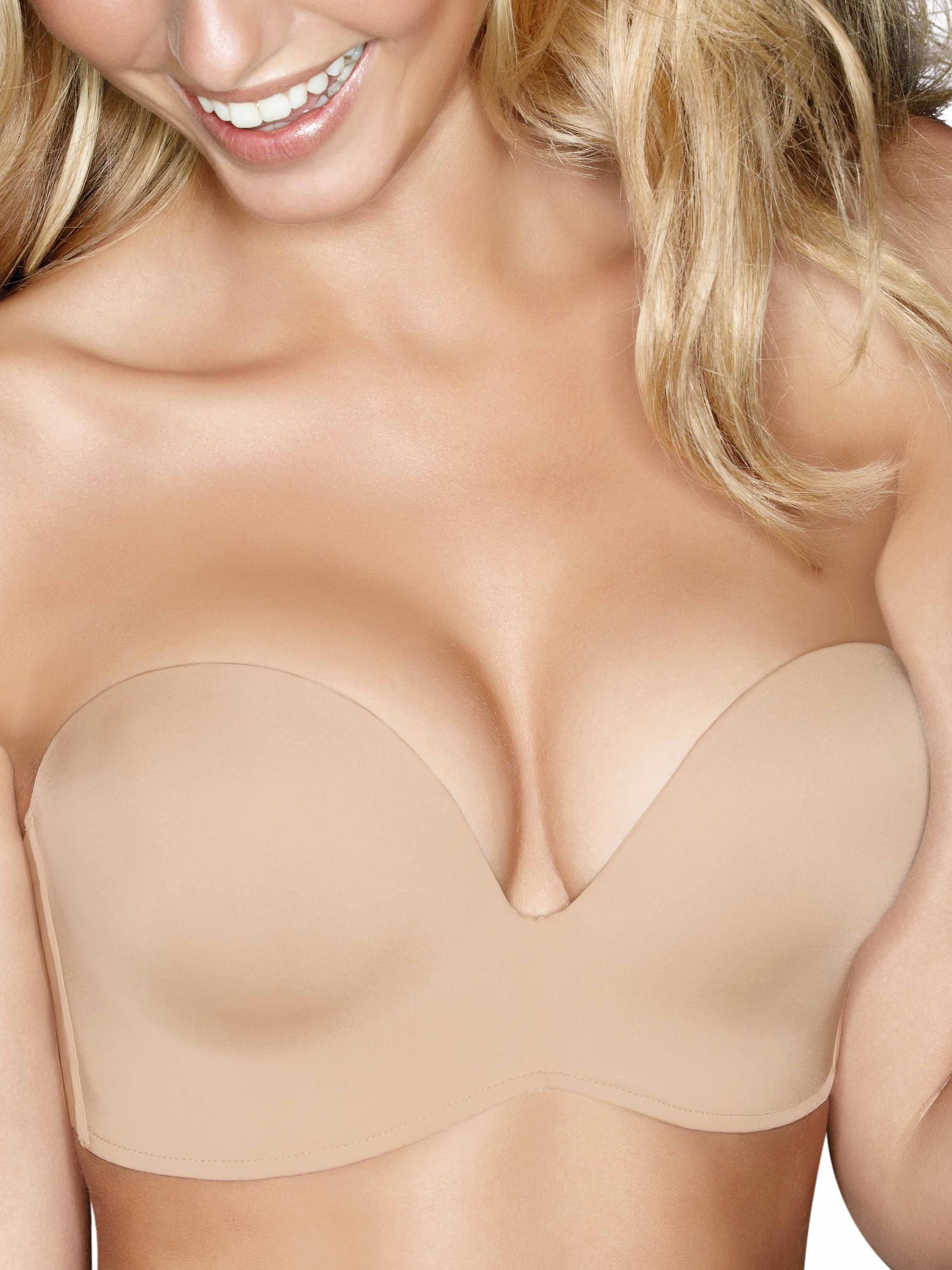 Ultimate strapless