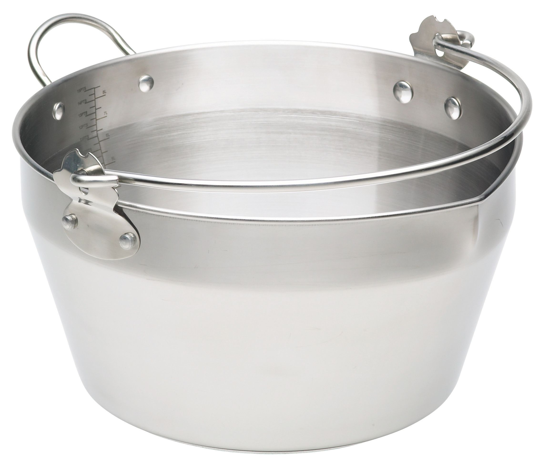 Professional Stainless Steel Maslin Pan
