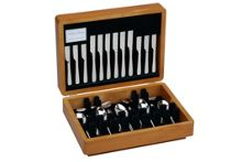 Arthur Price Willow 44 piece cutlery canteen