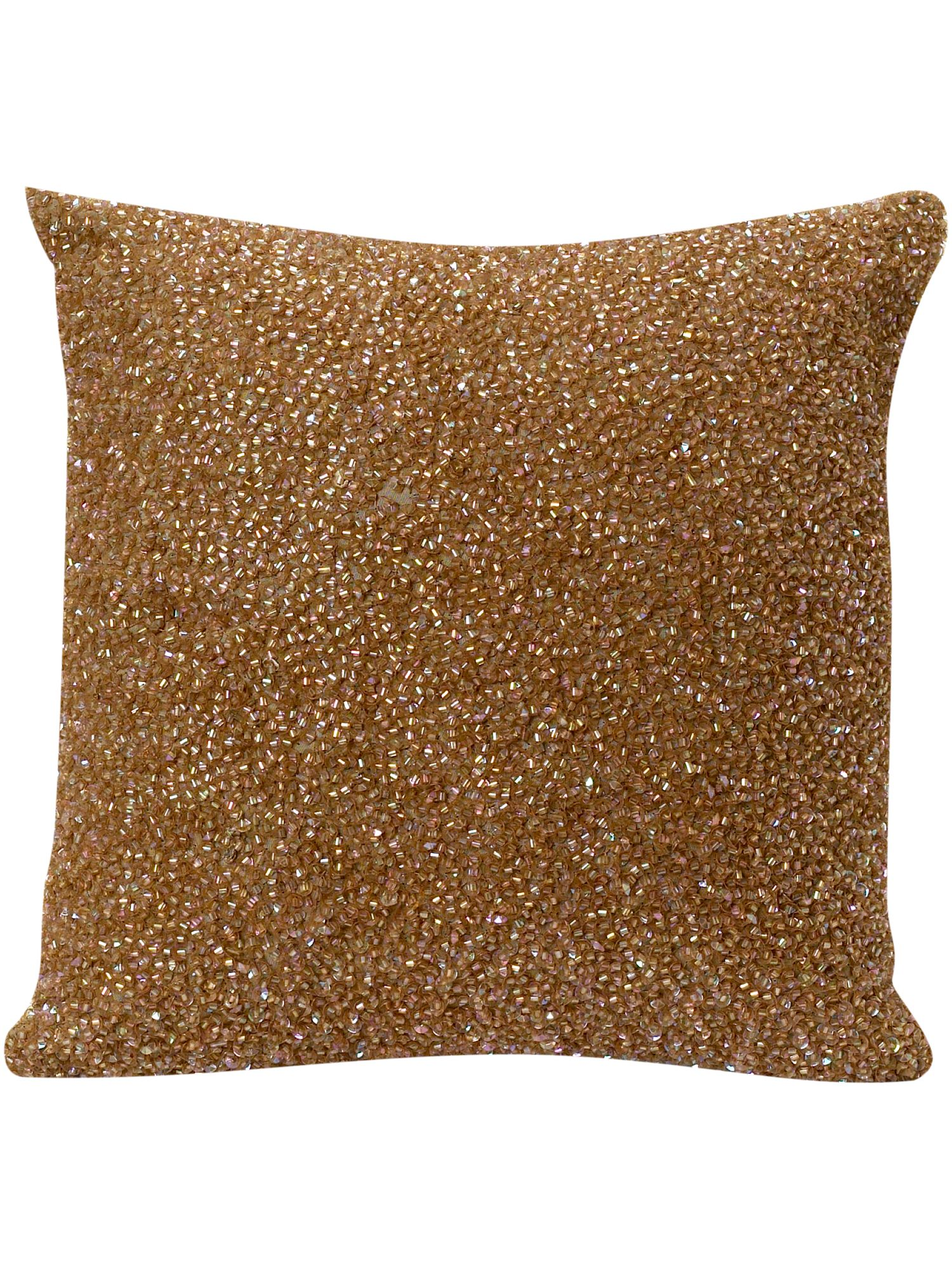 Shimmer cushion natural