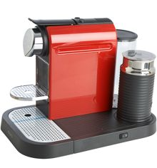 Krups Red Citiz & Milk Nespresso Coffee Maker XN730540