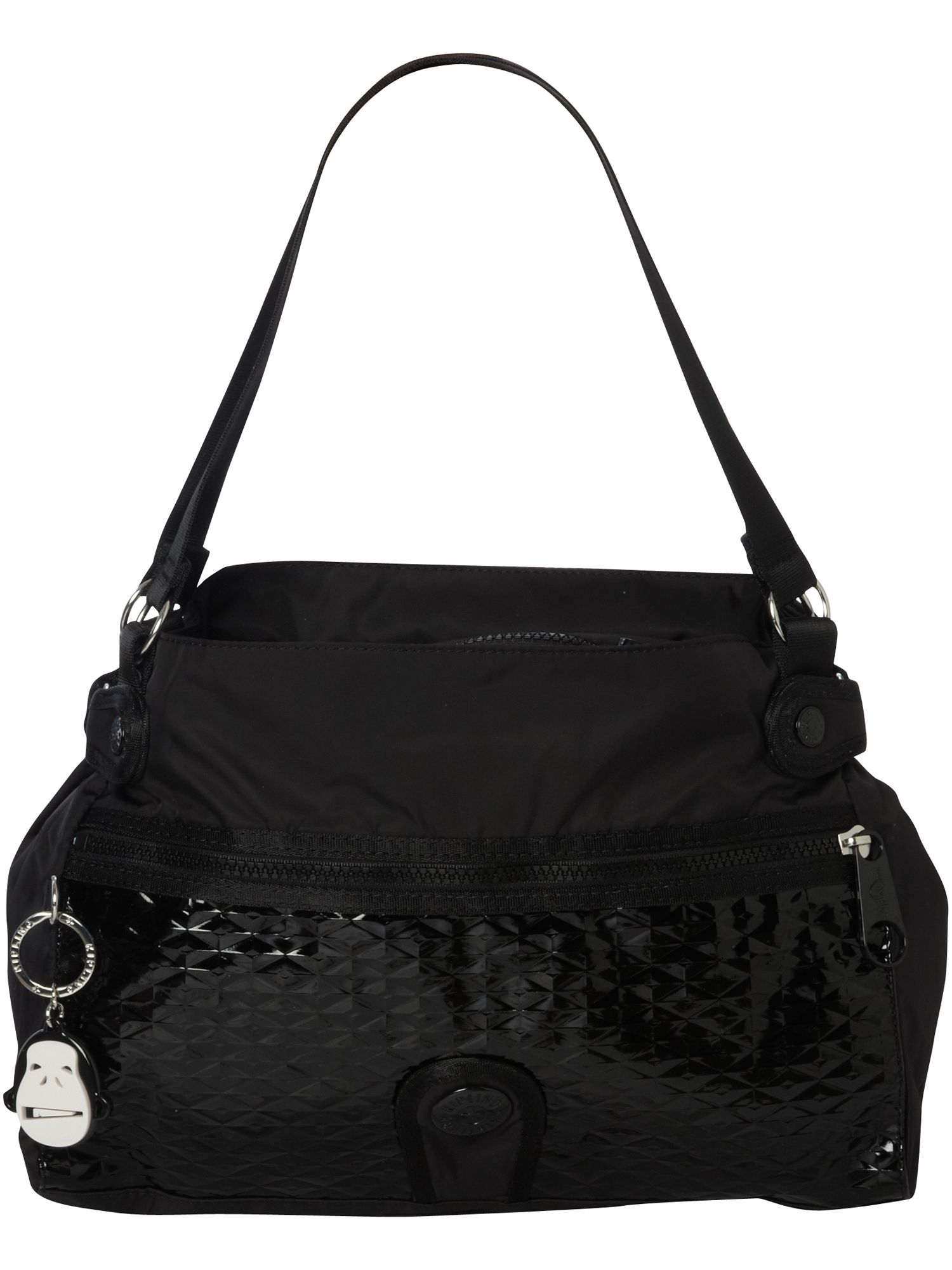 G*rilla Glitz medium nylon shoulder tote