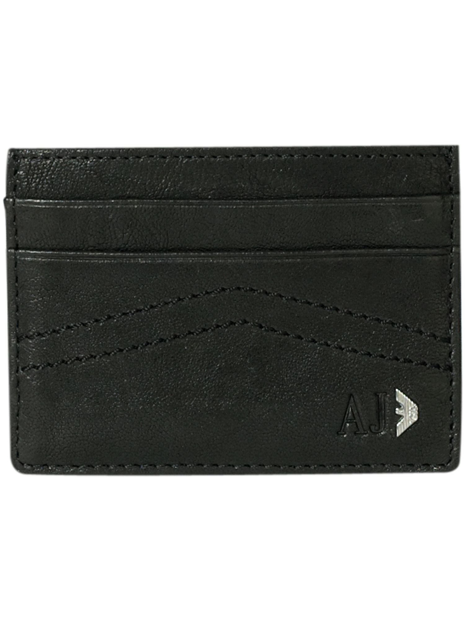 Armani Jeans Credit card holder with logo product image