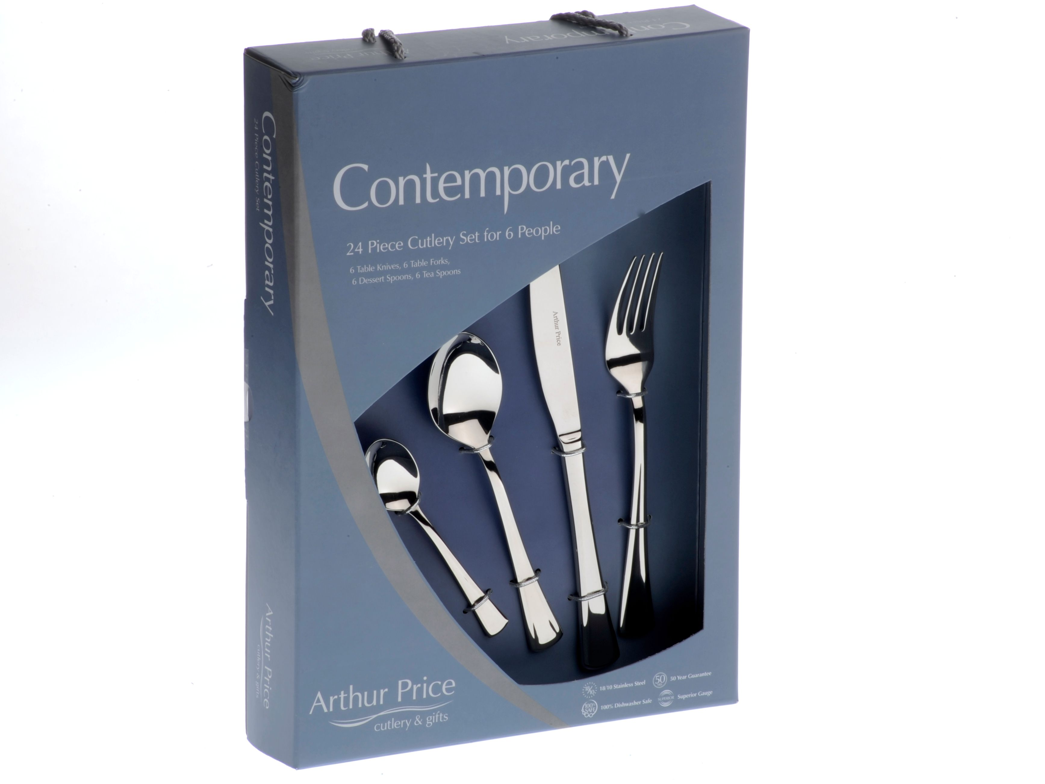 Apollo 24 pieces cutlery boxed set