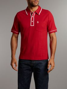 Original Penguin Earl Tipped Pique Polo