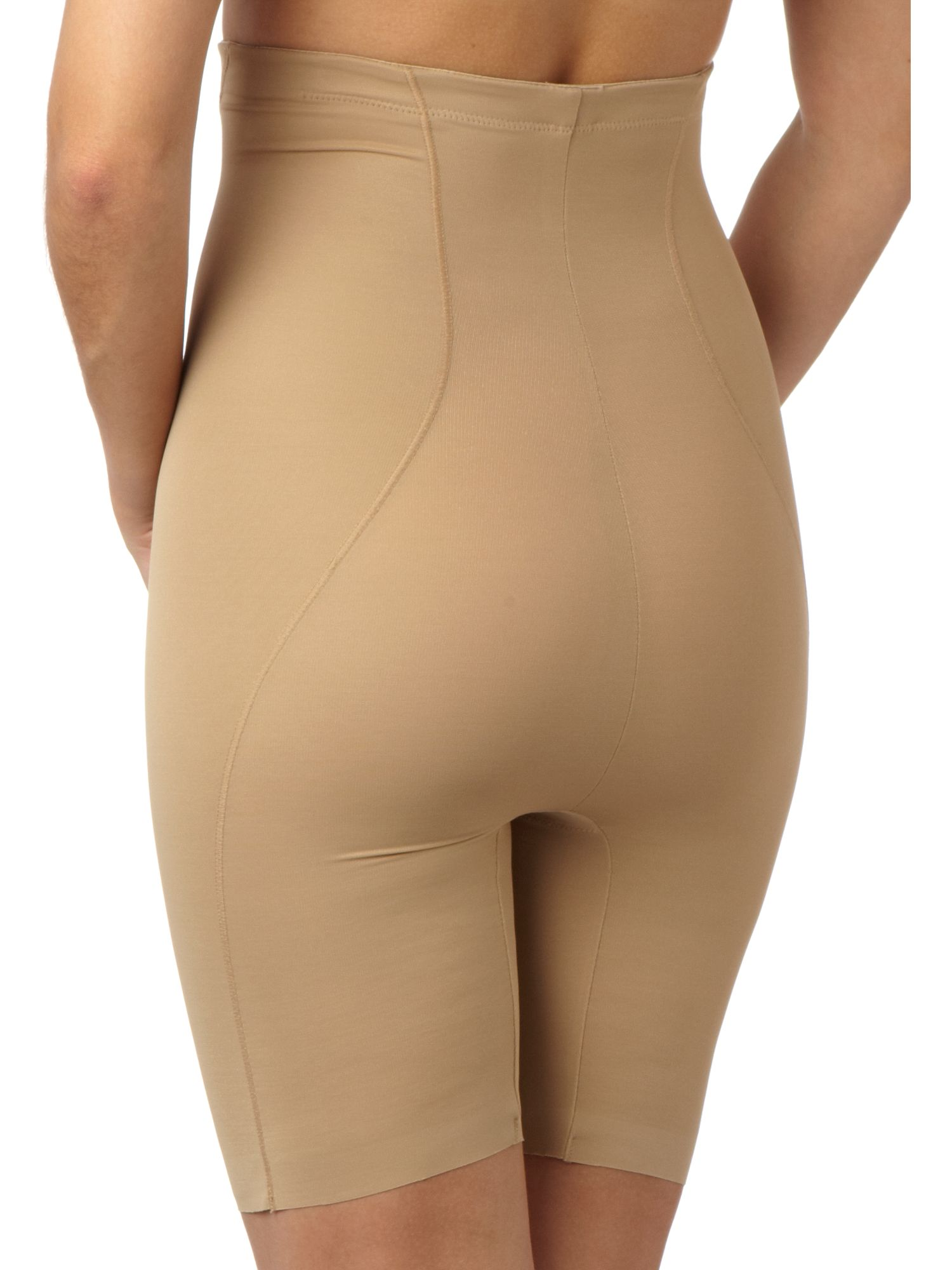 Ultra high-waist thigh slimmer
