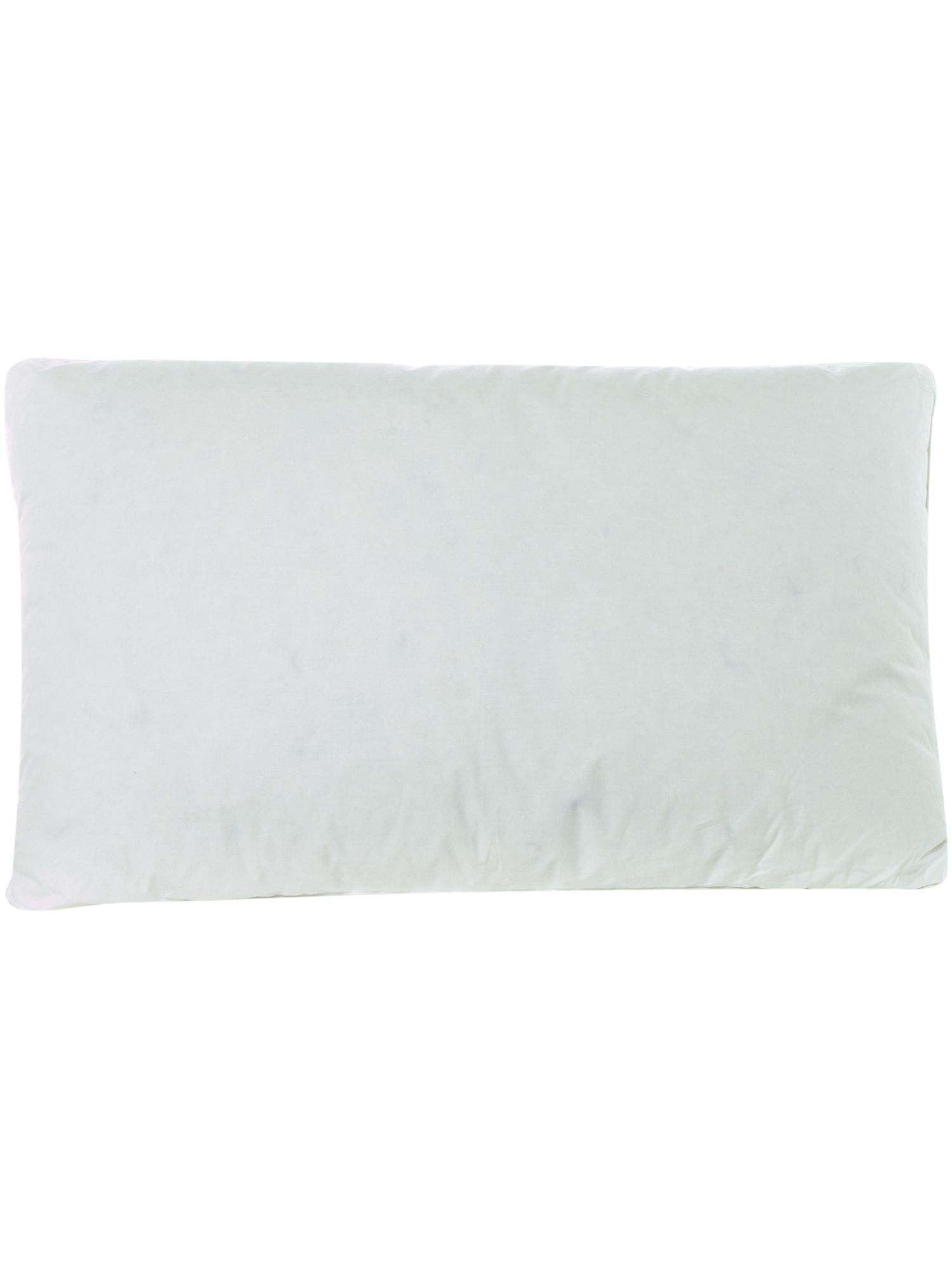 Duck down and feather pillow