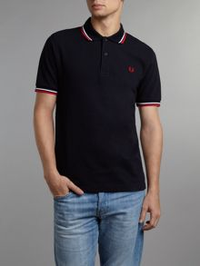 Casual short sleeved polo