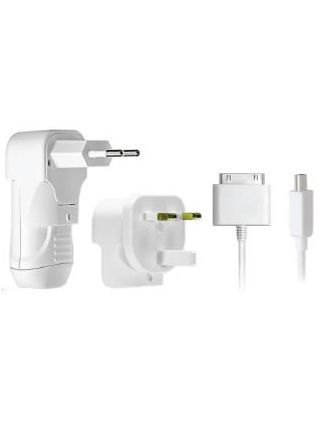 iPod/USB Power World Travel Kit