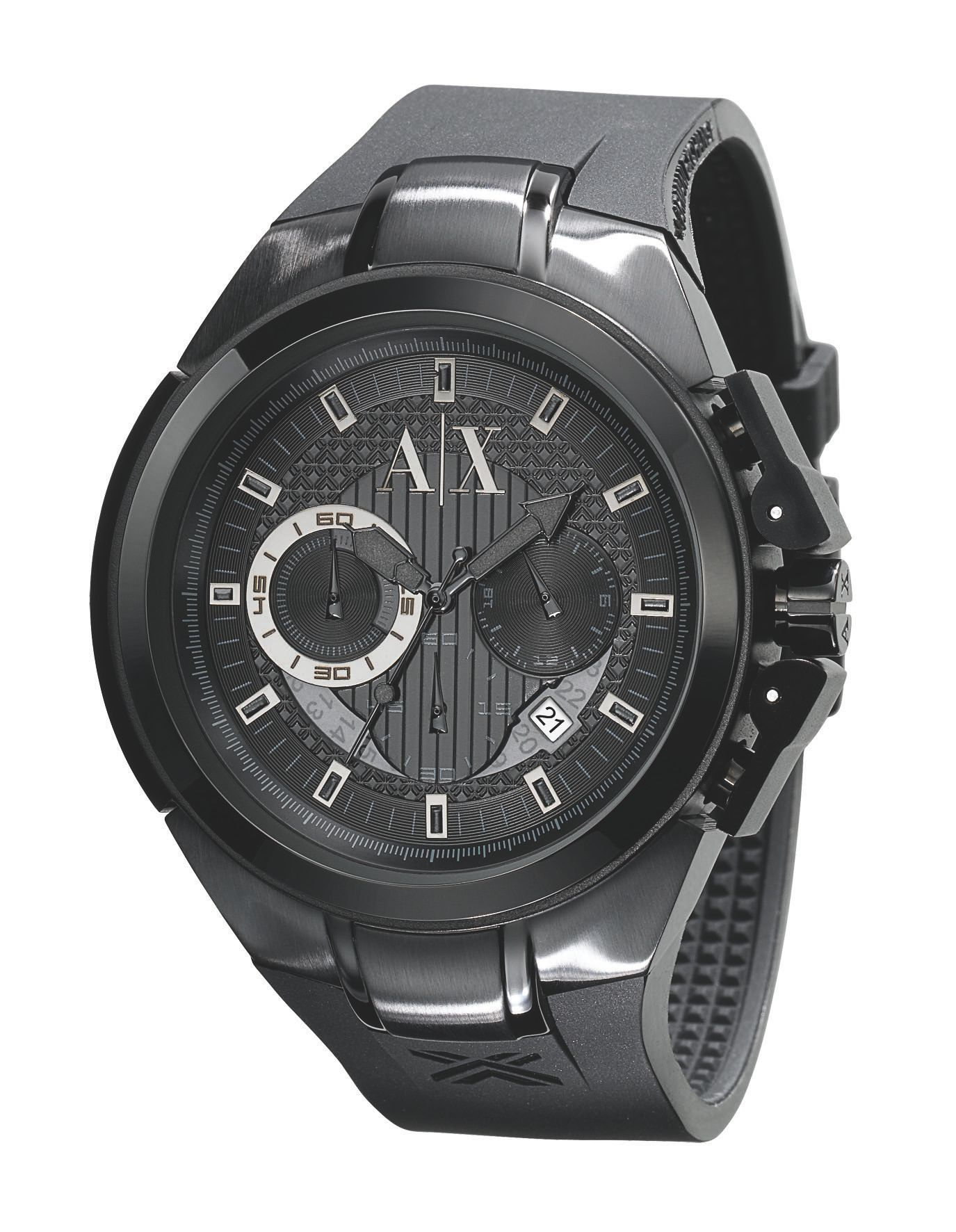 Armani Exchange AX1050 Round Dial Mens Watch, product image