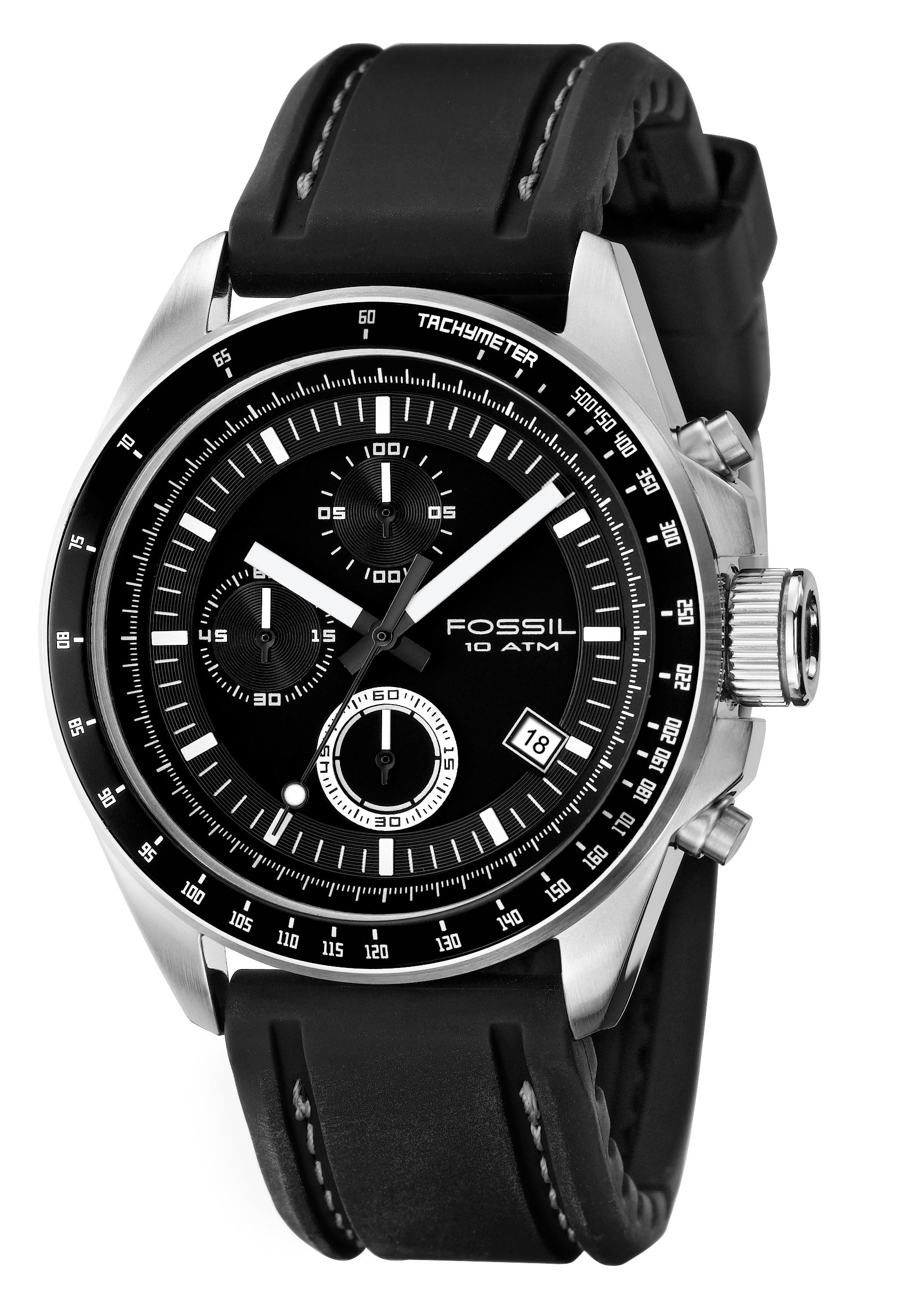Fossil CH2573 Classic Chronograph Mens Watch, product image
