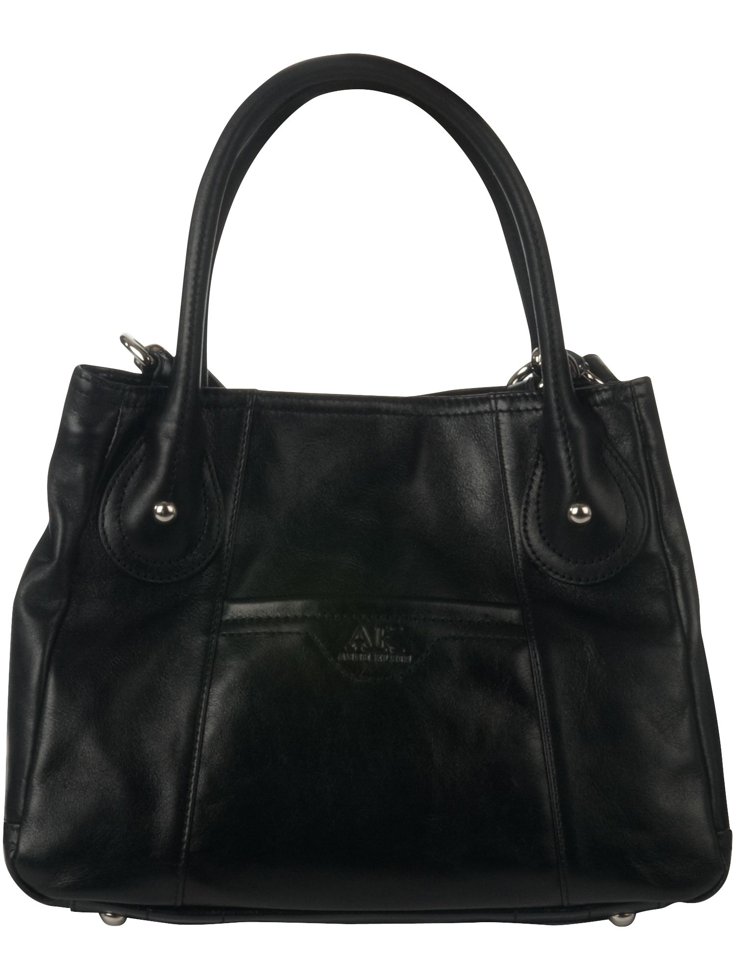 AK Anne Klein Eye Catcher medium leather tote bag product image