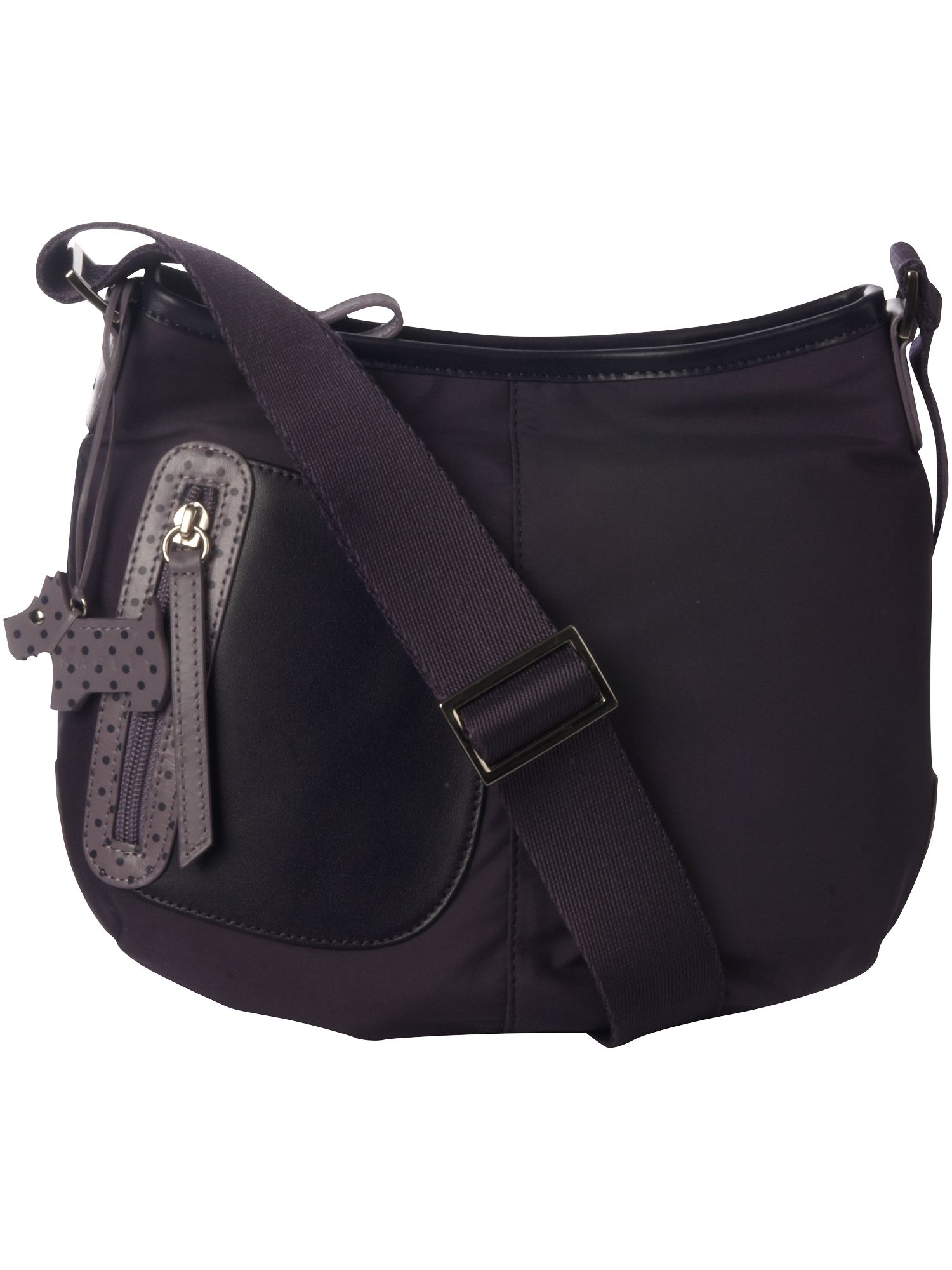 Pursuit small nylon cross body bag