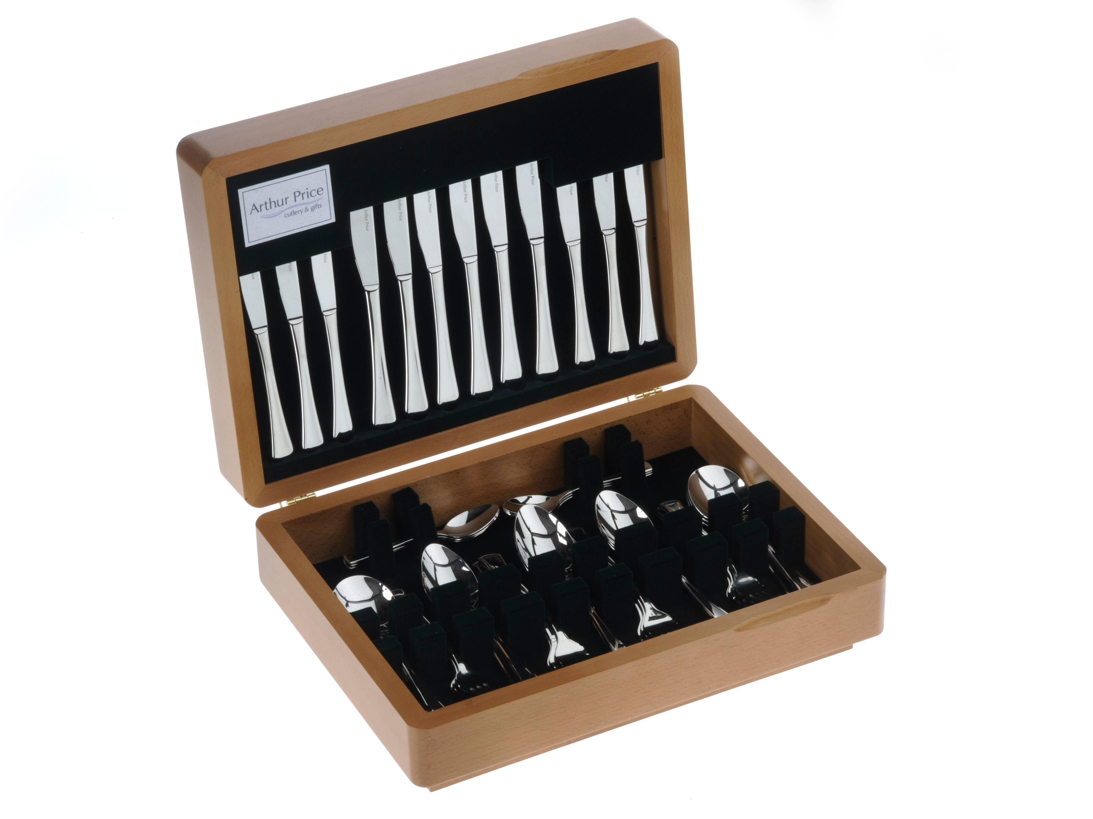 Apollo 44 pieces canteen of cutlery set