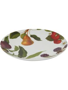 Botanical fruits side plate