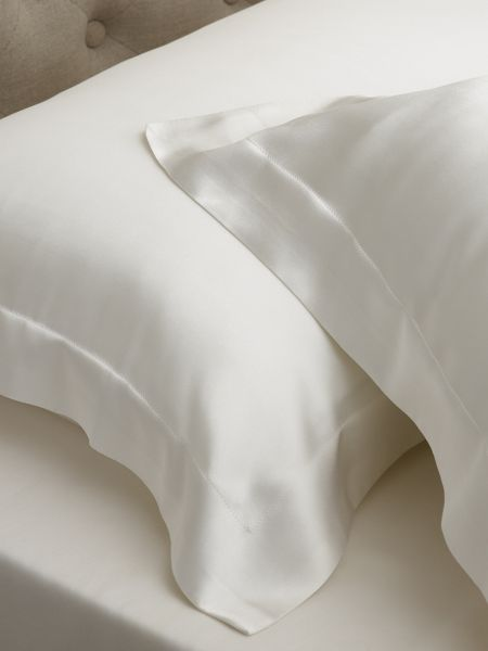 Sheridan Lanham Snow Tailored Pillowcase