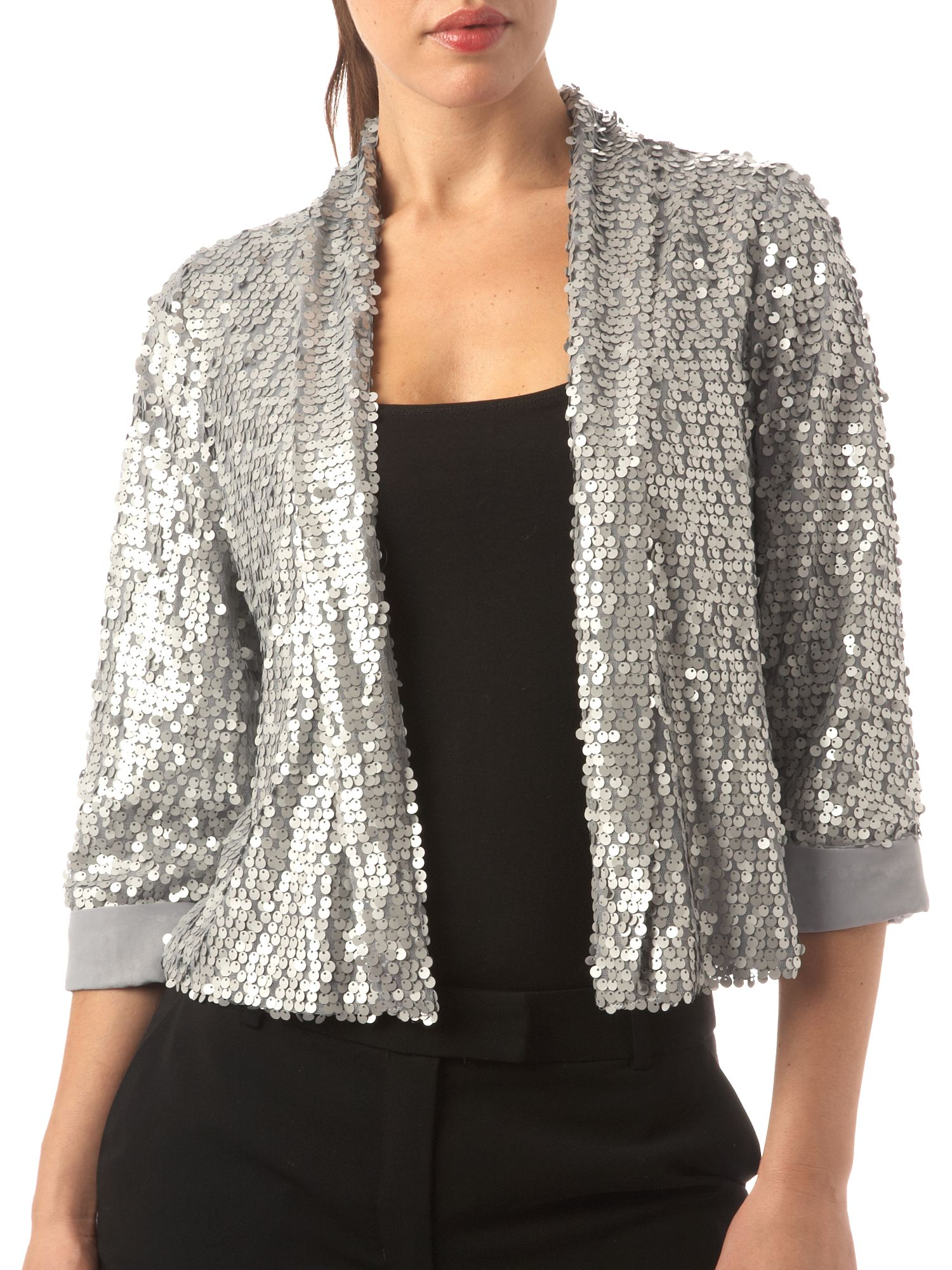 silver sequin jacket - DriverLayer Search Engine