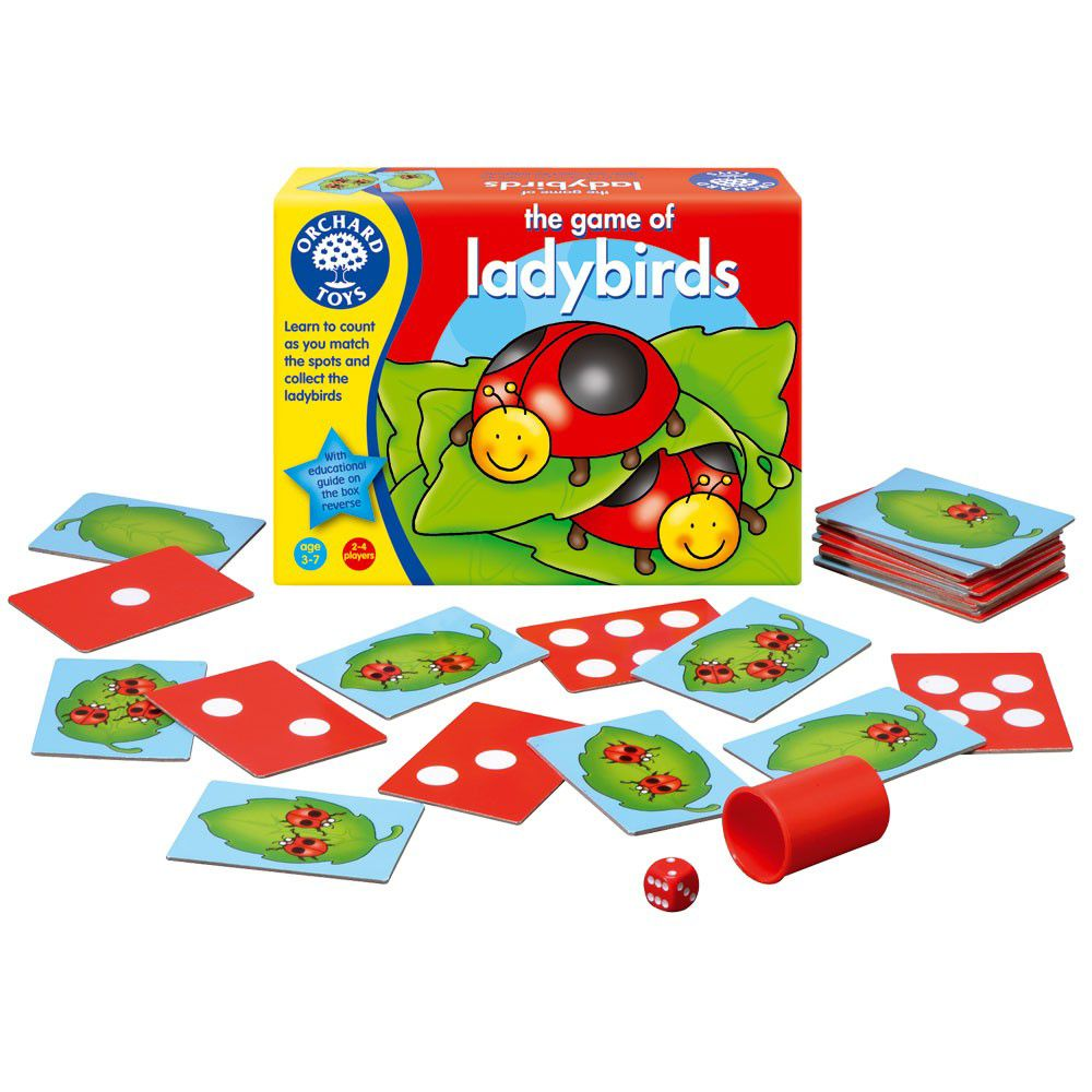Game of Ladybirds