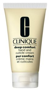 Clinique Deep Comfort Hand & Cuticle Cream 75ml