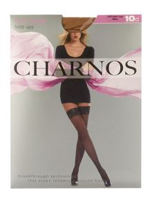 Charnos 10 Denier run resistant hold ups
