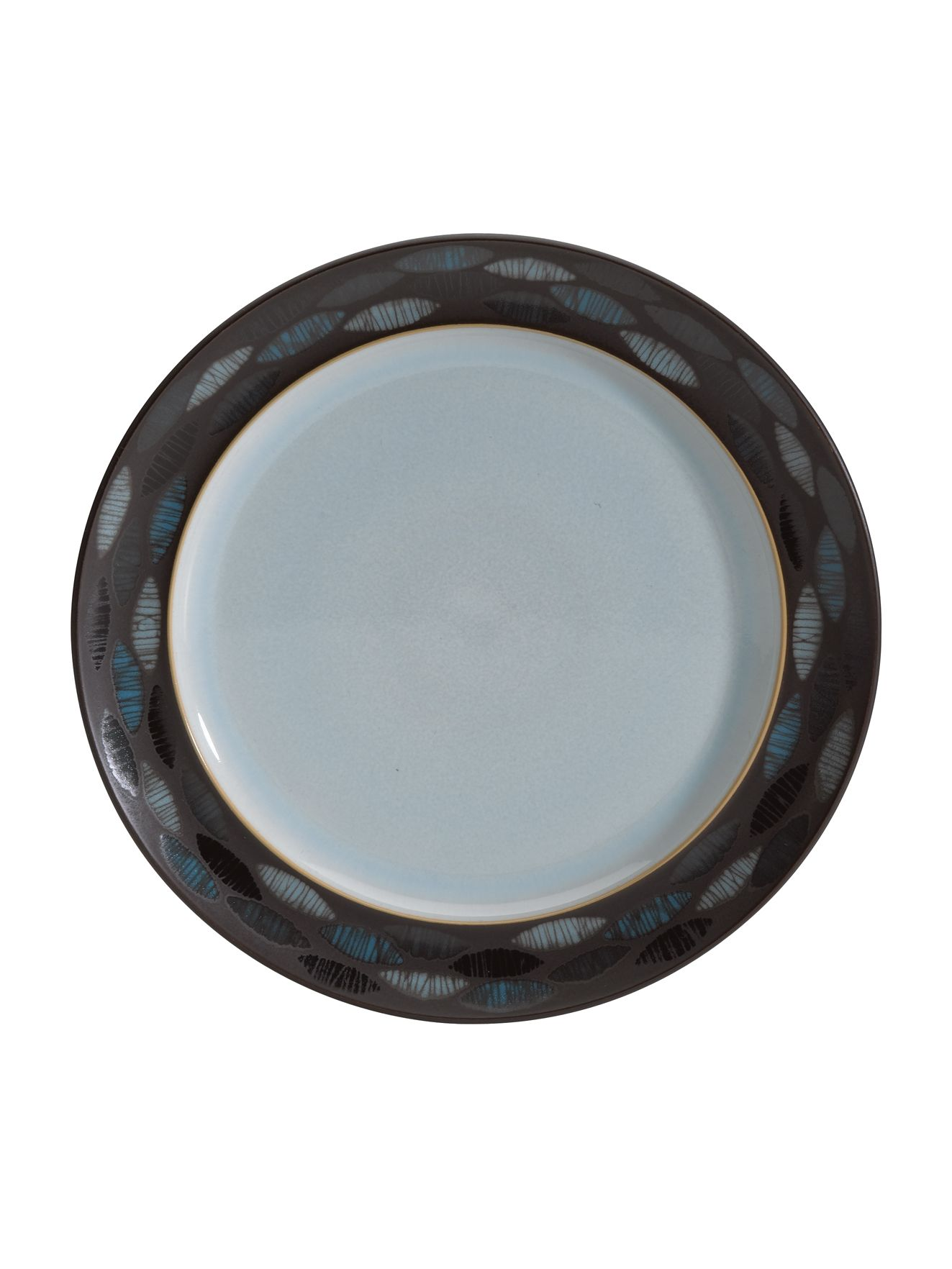 Sienna Ellipse Dinner Plate