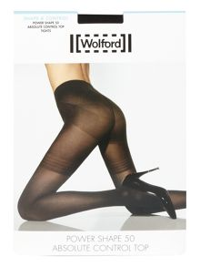 Wolford Powershape 50 Denier tights